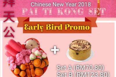 Pai Ti Kong Set