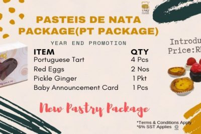 Pasteis De Nata Package (PT Package)